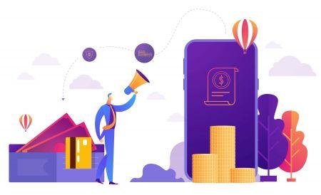 如何在ExpertOption上开设帐户和取款