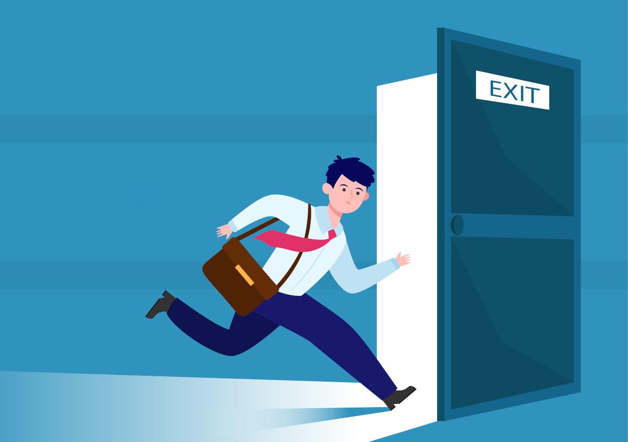 今天到此为止。什么时候应该停止在ExpertOption中进行交易?