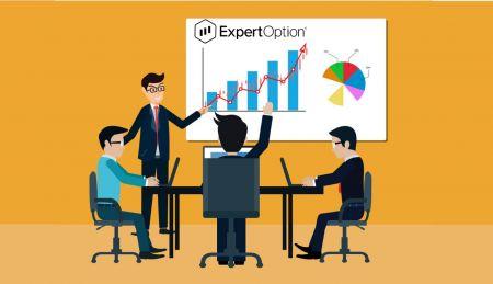 如何在 2021 年开始 ExpertOption 交易:初学者分步指南